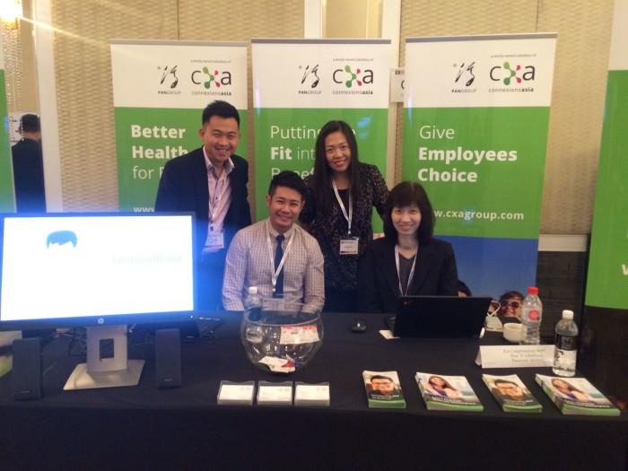 CXA group at EHI 2016
