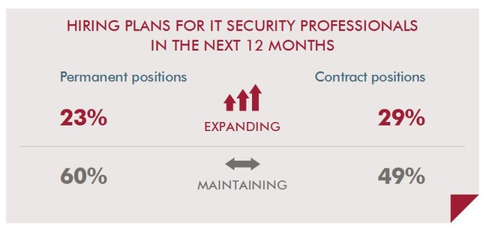 hiring plans of CIOs