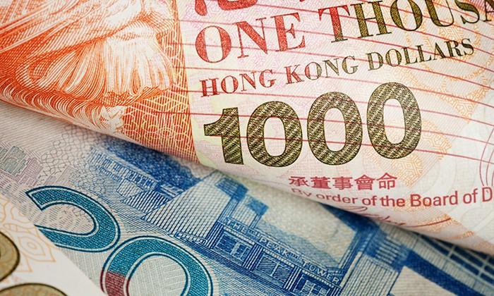 Hong Kong dollar notes, hr