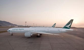 Cathay Pacific planes, hr