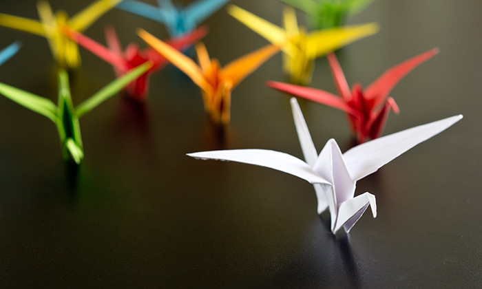 News For This Month:  Origami