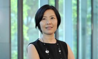 Betty Lau portrait, Unilever, HR