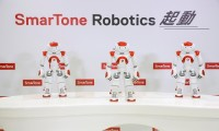SmarTone customer service robots, hr