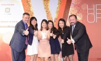 asia corporate training winning at HK voty awards 2016