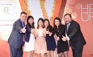 asia corporate training winning at HK voty awards 2016