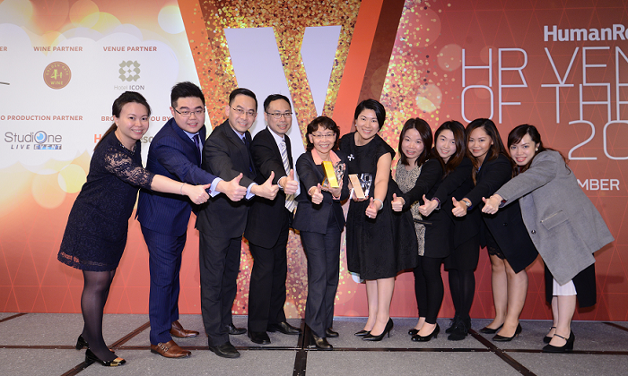 Peoplebank Hong Kong group photo, hr