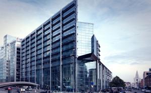RBS office in London, UK, hr