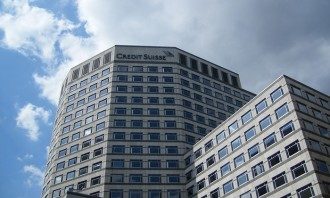 Credit Suisse London office, hr