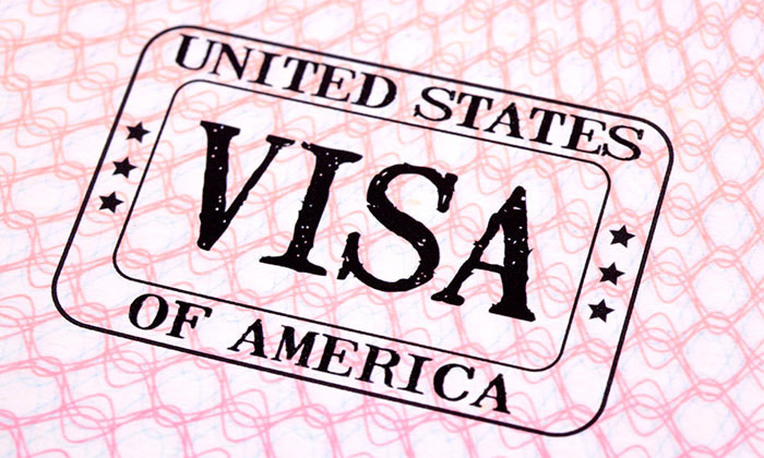 VISA for USA