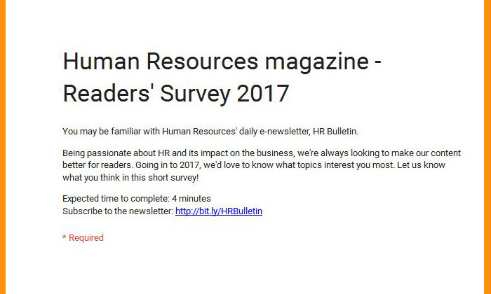 Human Resources Magazine Readers' Survey 2017  Human. Google Adwords Strategies Online Forex Charts. Investment Tax Credit Definition. Apostille In California Tele Support Helpdesk. Biggest Loser Team Names Utah Plastic Surgery. Arnprior Rapid Manufacturing Solutions. Best Alarm System For Your Home. Northern Leasing Systems Inc. Desktop Monitoring Tools Car Insurances Quote
