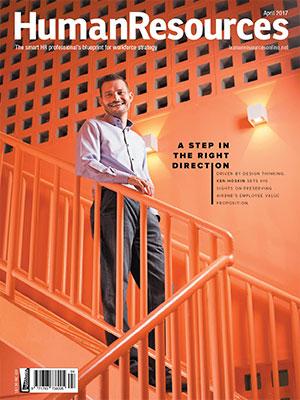 Human Resources Singapore, April 2017 edition