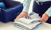 Business travellers - expat preparing for a move