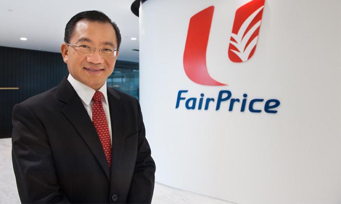 Seah Kian Peng, CEO, FairPrice
