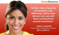 Jessica Valentin, Johnson & Johnson