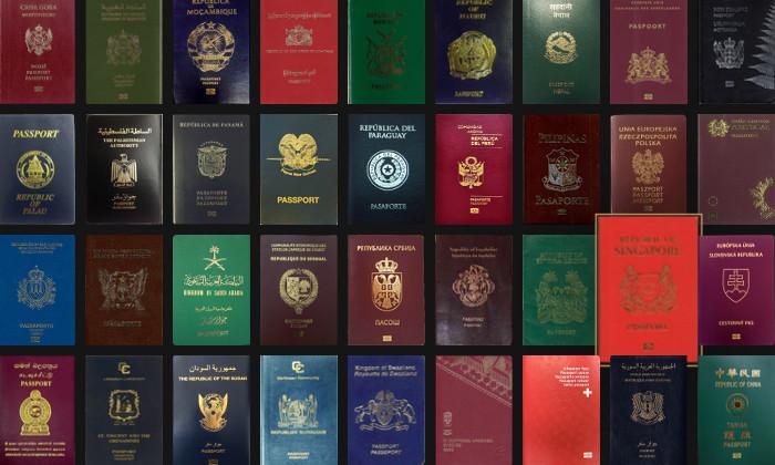 passports of the world