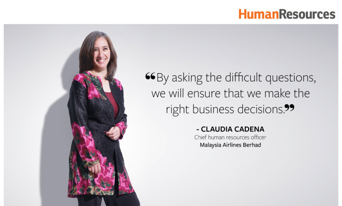 Claudia - Malaysia Airlines (quote)
