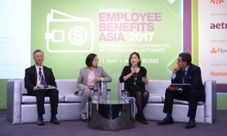 Thomas Lee at Employee Benefits Asia 2017, Hong Kong