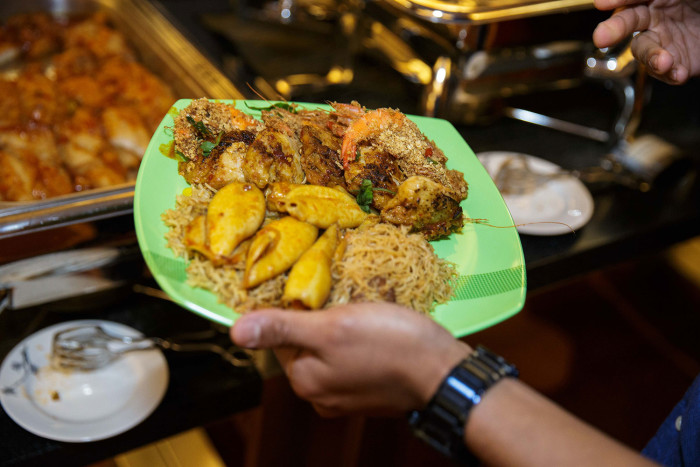 Food-served-was-prepared-by-Marina-Bay-Sands-chefs-for-their-fellow-colleagues