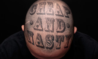 Head - cheap and nasty 2