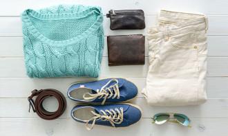 casual clothes - 123RF