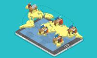 digital age remote workers - 123RF