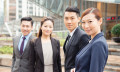 Young professionals in Hong Kong, hr