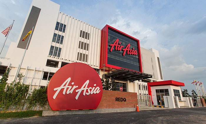 Photos airasia revamps its office to create a fresh - Singapore airlines kuala lumpur office ...