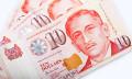 Singapore dollar bills