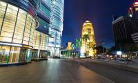Malaysia's cityscape