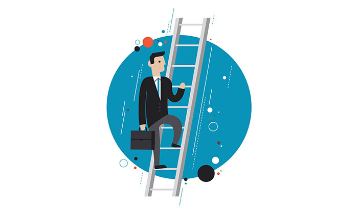 career ladder - 123RF