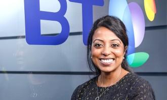 Portrait Usha Baidya, BT