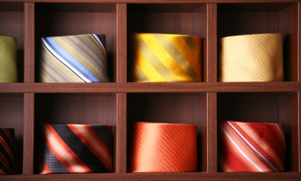 Colourful ties, hr