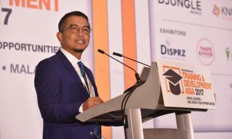 Datuk Nizom, IRBM - TDA Malaysia 2017