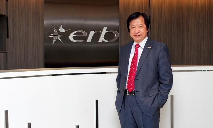 Portrait of Byron Ng, ERB