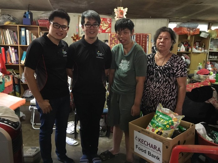 Pfizer Malaysia & Kechara Food Bank