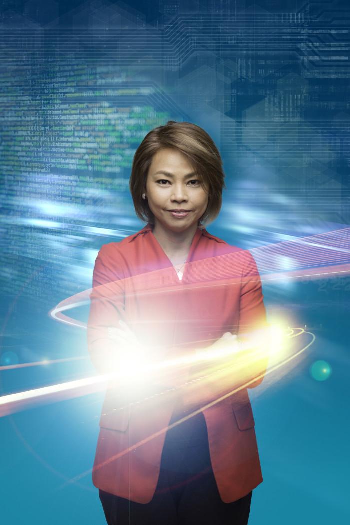 Evangeline Chua, GovTech