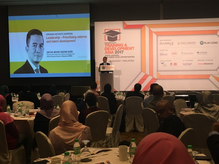 Live Training Development Asia 2017 Malaysia Human Resources Online