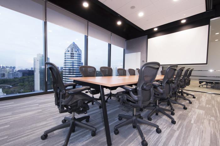 Motorola meeting space