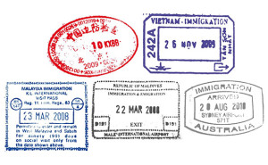 Passport for foreigners in Malaysia