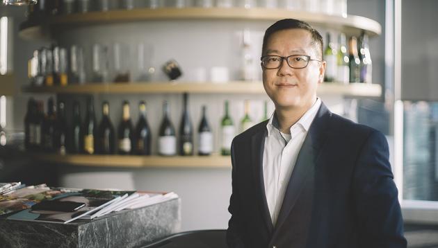 Kevin Huang, Pixels CEO