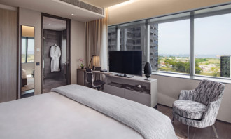 Oakwood Premier OUE Singapore - One-Bedroom Apartment (resized)