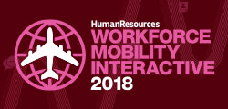 Workforce Mobility Interactive 2018 Hong Kong