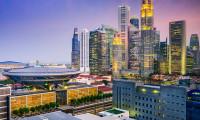 singapore skyline - 123RF