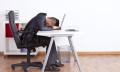 sleepy businessman - 123RF