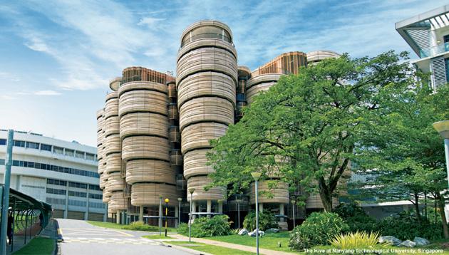 The Hive_NTU Singapore
