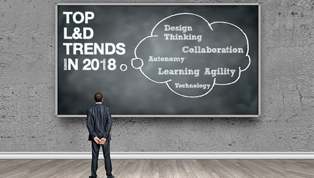 Top L&D trends in 2018
