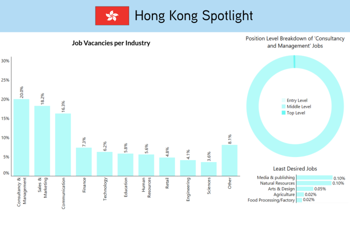 ExpatFinder HK Job Market