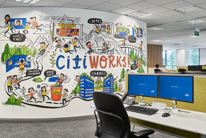 Citi Office Space 8
