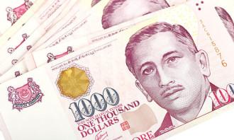 Jerene - Nov 2017 - Singapore money - 123RF