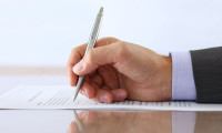 employment contract - 123RF